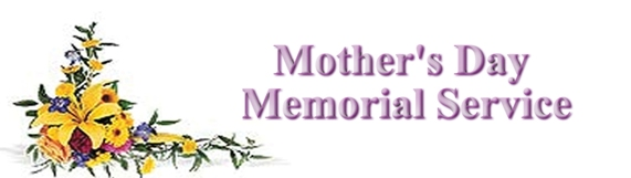 Bunurong Mothers Day Memorial Service
