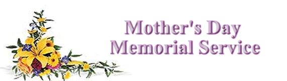 Bunurong Mothers Day Memorial Service