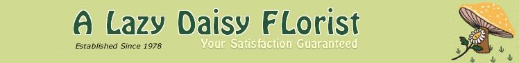A Lazy Daisy Florist