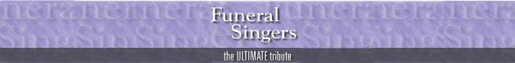 Funeral Singers